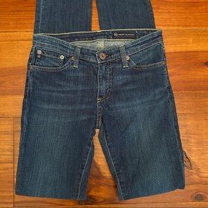 Adriano Goldschmied Skinny Jeans Sz 25 EUC